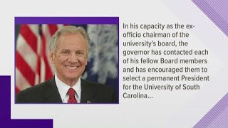 USC president search could impact accreditation