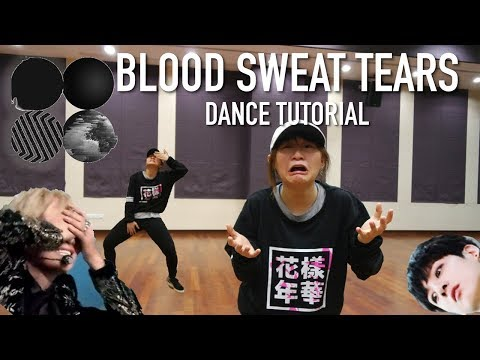 Bts Blood Sweat And Tears Mirrored Dance Practice MP3, Video MP4