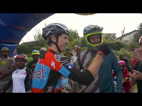 Red Bull Pump Track World Championship - Lesotho Qualifier 2018