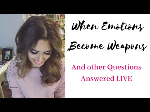 When Emotions Become Weapons and How to Break Free from Controlling People