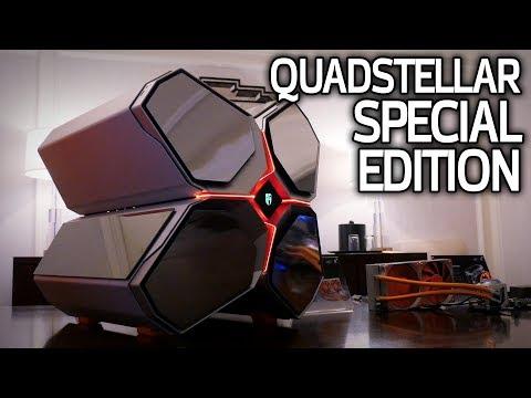 Deepcool Quadstellar & Arc 90 Special Editions in Orange & Silver!