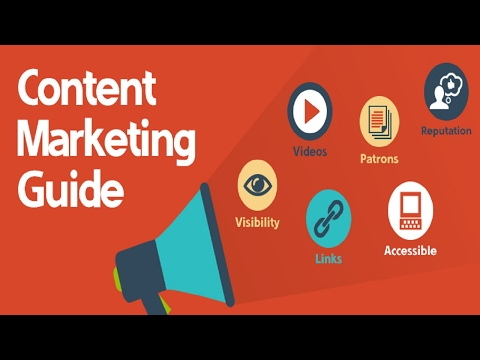 Content Marketing Strategy 2017 : Digital Marketing Tips