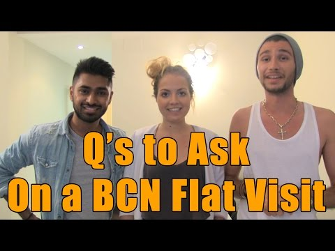 Top 6 Questions to Ask The Agent Before Renting Your Flat in BCN