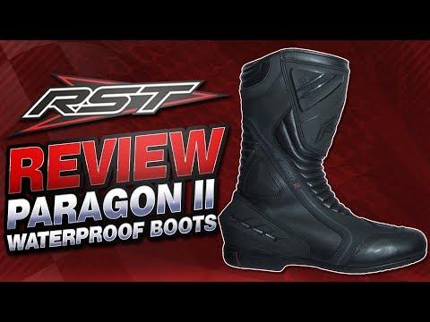 RST Paragon II Waterproof Boots | Sportbike Track Gear