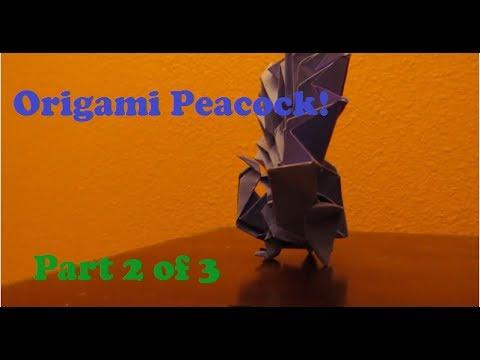 Peacock - Jun Maekawa [(Tutorial) Part 2 of 3]