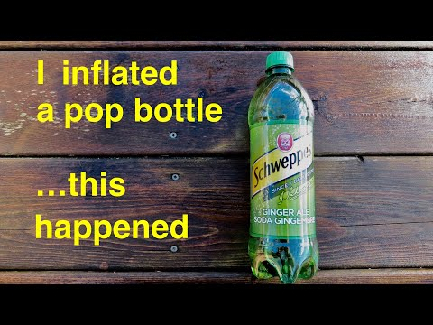 Can a Pop Bottle Explode ● On the Store Shelf  ?