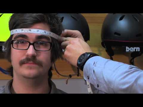 Snowboard Helmet Fit Guide - Bern Helmets