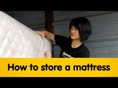 How To Move And Store A Mattress