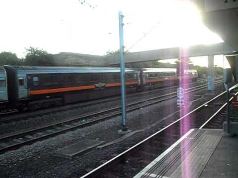 Grand Central Railway  Class 43 High Speed Train @ Pelaw Metro Gateshead