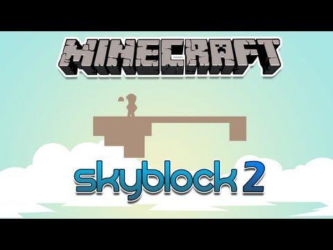 SkyBlock  #2: Morrendo de fome!