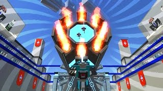 THE GIANT ROBOT CANNON CHALLENGE!!! - Clone Drone in The Danger Zone (Clone Drone Gameplay)