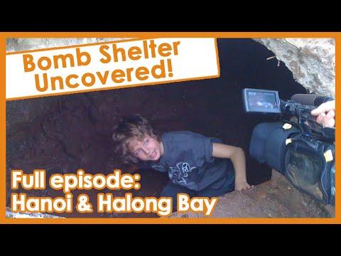 BOMB SHELTER FOUND !! // Hanoi Halong Bay // Vietnam Hotel Metropole // Hanoi Jane