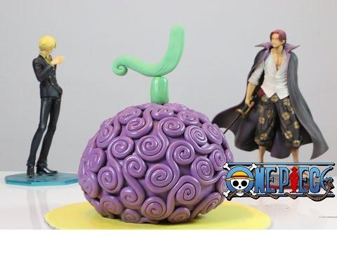 RECETTE GÂTEAU ONE PIECE GOMU GOMU NO MI   ONE PIECE CAKE