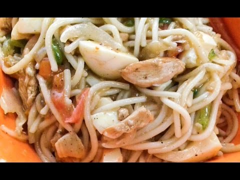 How To Make Spaghetti/Tasty Spaghetti For Dinner/Best Chinese Spaghetti At  Home
