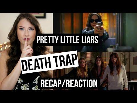 Pretty Little Liars Season 7 Summer Finale