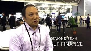 FinTech Festival 2016 Highlights Day 4 - Desmond Seah, Group Finance