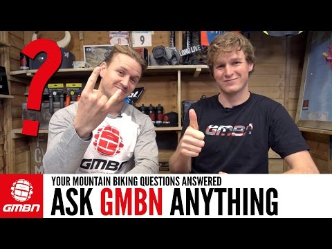 Mountain Bike Handlebars: How Wide Is TOO Wide..? Ask GMBN Anything About Mountain Biking