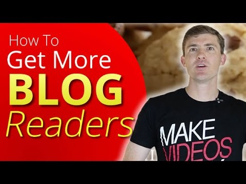 How To Promote Your Blog and Get More Traffic and Readers!