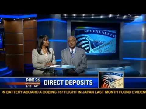 Social Security Direct Deposit