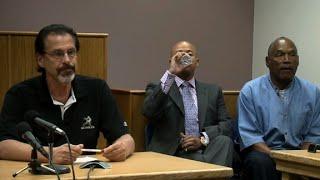 Robbery victim: O.J. Simpson is a good man