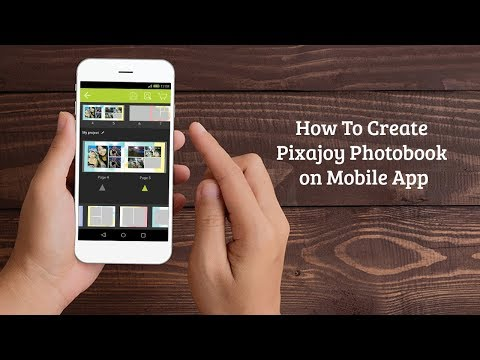 Create Photobook On Mobile App