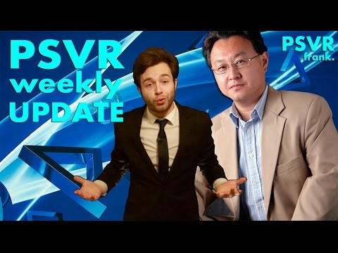 PlayStation VR Weekly Update + New Stand + How To Make Chinese Account for Kill X