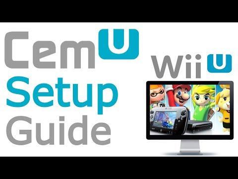 Complete Cemu 1 15 Setup Guide! (Wii U emulator) - PakVim net HD