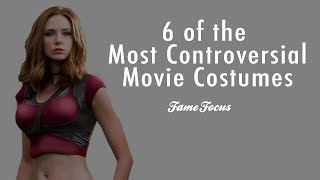 The 6 Most Controversial Movie Costumes in Film History