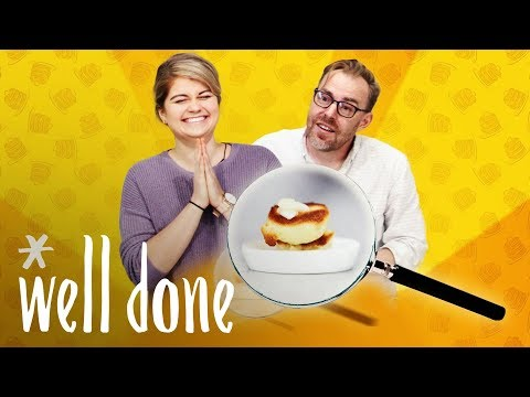 Mini-Food Mega-Challenge: Which Tiny Breakfast Will Win? | Homemade Vs The Internet | Well Done