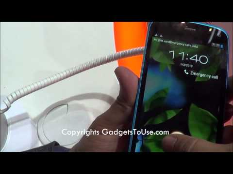 Gionee E3 Hands on Review HD - Features, Camera and Specs Overview