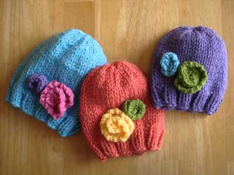 Knitting Pattern Ideas- Free Baby Hats Knitting Pattern Romance
