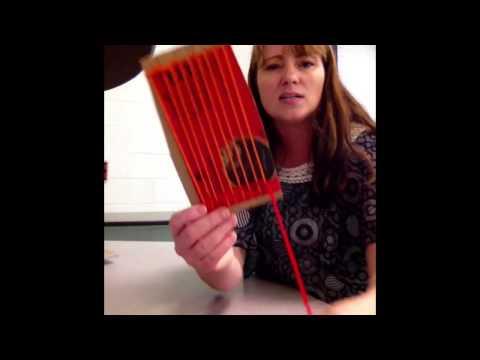 Weaving a Bag pt 4