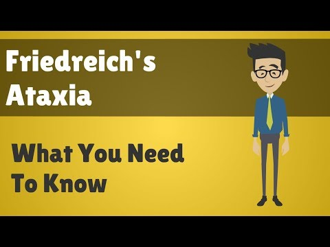 Friedreich's Ataxia - What You Need To Know