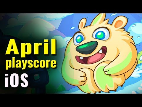 24 New iOS Games of April 2018 | Playscore