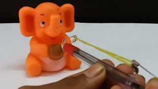 how to make powerful pen gun at home