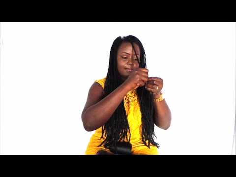 How to Extend your locks with Marley hair - Faux Lock Extensions Tutorial