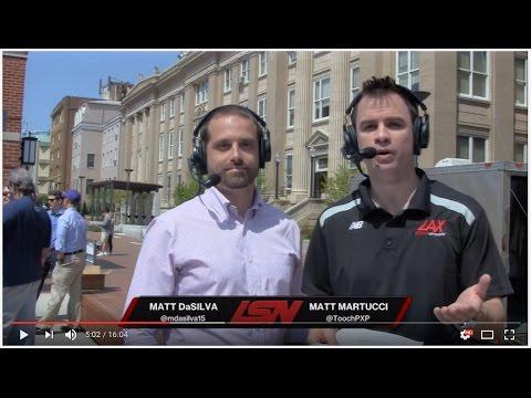 Fordham Prep (NY) at Gonzaga (DC) LaxSportsNetwork.com