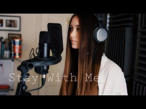 Sam Smith - Stay With Me (Cover by Jasmine Thompson)