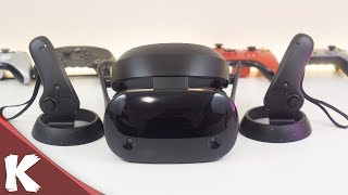 Samsung Odyssey Mixed Reality Headset In-Depth Look | 24 Hour First Impressions