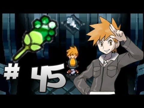 Let's Play Pokemon: HeartGold - Part 45 - Viridian Gym Leader Blue