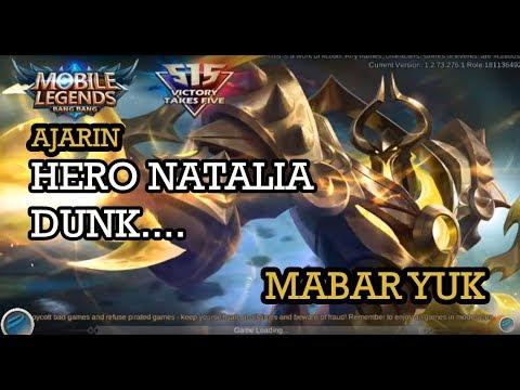 Ajarin Hero Natalia Dong .. | Yuk Mabar