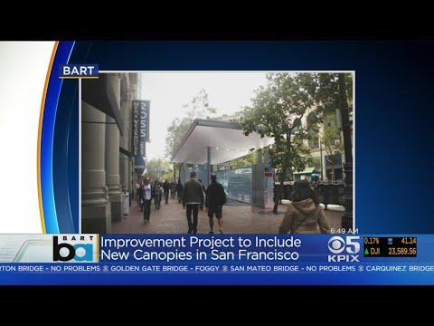 BART Launches Improvement Project In Downtown San Francisco