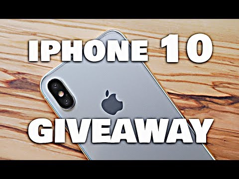 Iphone X  Giveaway - How To Get Free Apple Iphone X For Free In 2017