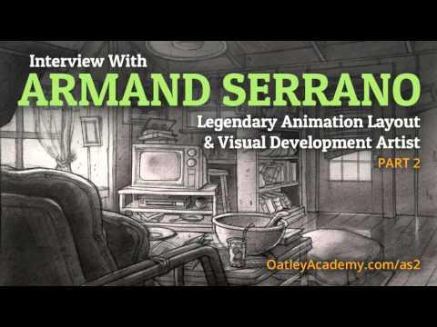 Interview with Armand Serrano (Part 2) :: ArtCast #91