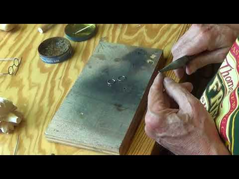 Making Wire Rimmed Glasses