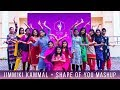 Download Jimikki Kammal + Shape of You Mashup - Dance Cover by School of Engineering,CUSAT In Mp4 3Gp Full HD Video