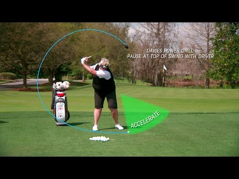 Golf Channel Academy: How To Hit A Long Drive | Golf Channel