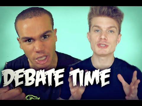 VEGAN CHEETAH Debates VEGAN GAINS | Live Broadcast