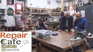 """Nailsworth Repair Cafe - """"The Seed Beneath The Snow"""" taster #5"""
