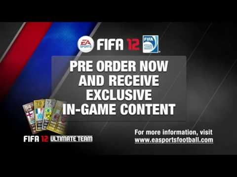 FIFA 12 - 3DS | iPad | iPhone | PC | PS2 | PS3 | PSP | Wii | Xbox 360 - video game trailer #7 HD